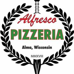 Alfresco Pizzeria in Alma Wisconsin