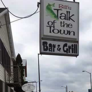 Bills Talk of the Town Dining in Alma Wisconsin