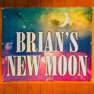 Brians New Moon Dining and camping near Alma Wisconsin