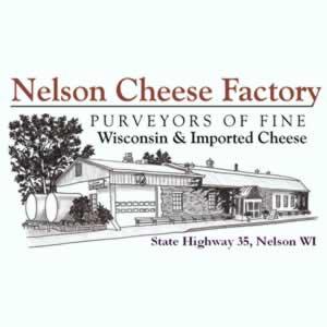 Nelson Cheese Factory Near Alma Wisconsin